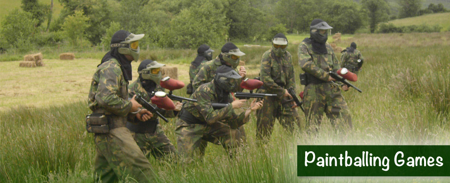 Letterkenny Paintball