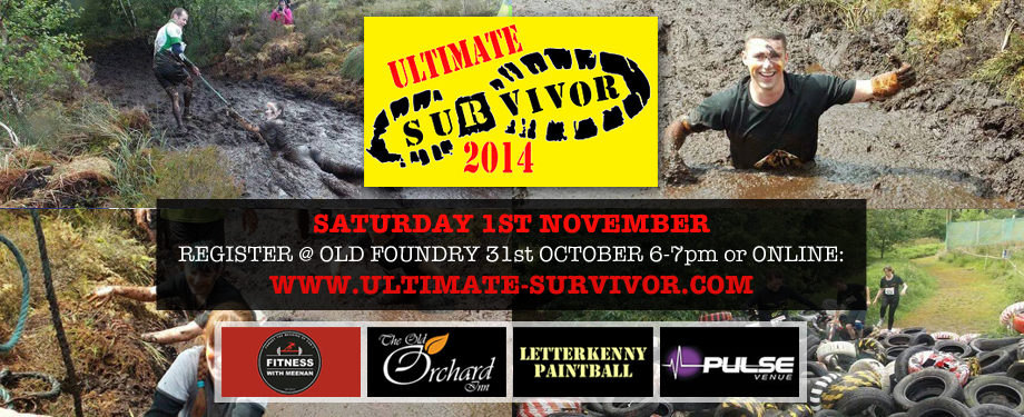 Ultimate Survivor 2014 at The Old Foundry